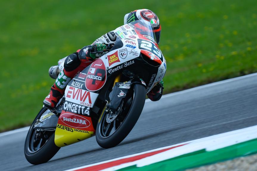 Niccolo Antonelli, SIC58 Squadra Corse, eyetime Motorrad Grand Prix von Österreich