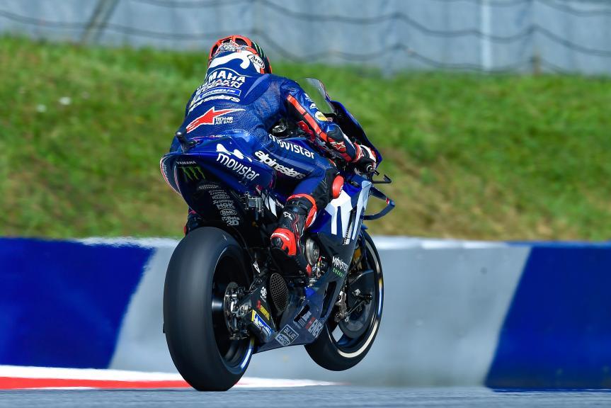 Maverick Viñales, Movistar Yamaha MotoGP, eyetime Motorrad Grand Prix von Österreich