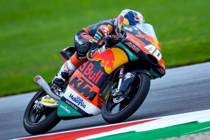 Darryn Binder, Red Bull KTM Ajo, eyetime Motorrad Grand Prix von Österreich