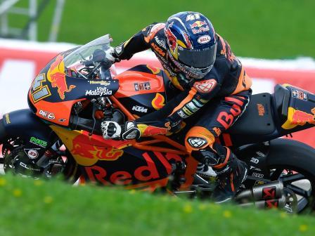 Moto2, Free Practice, eyetime Motorrad Grand Prix von Österr