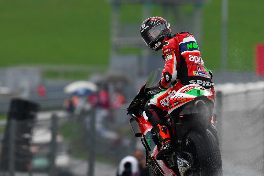 Scott Redding, Aprilia Racing Team Gresini, eyetime Motorrad Grand Prix von Österreich