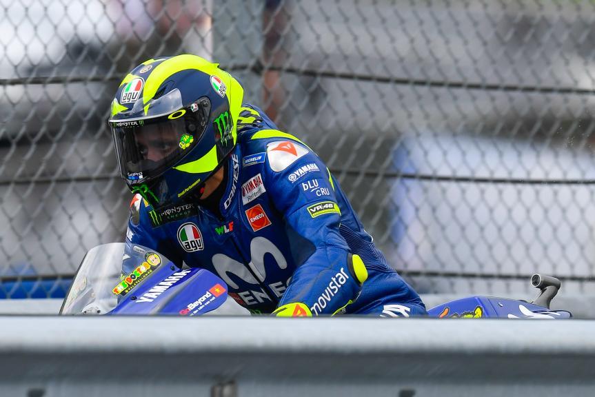 Valentino Rossi, Movistar Yamaha MotoGP, eyetime Motorrad Grand Prix von Österreich