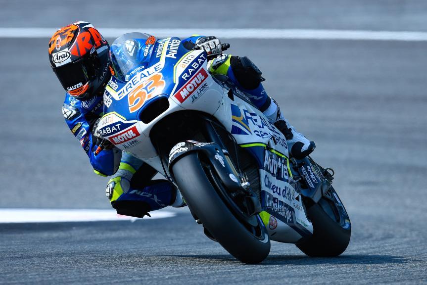 Tito Rabat, Reale Avintia Racing, eyetime Motorrad Grand Prix von Österreich