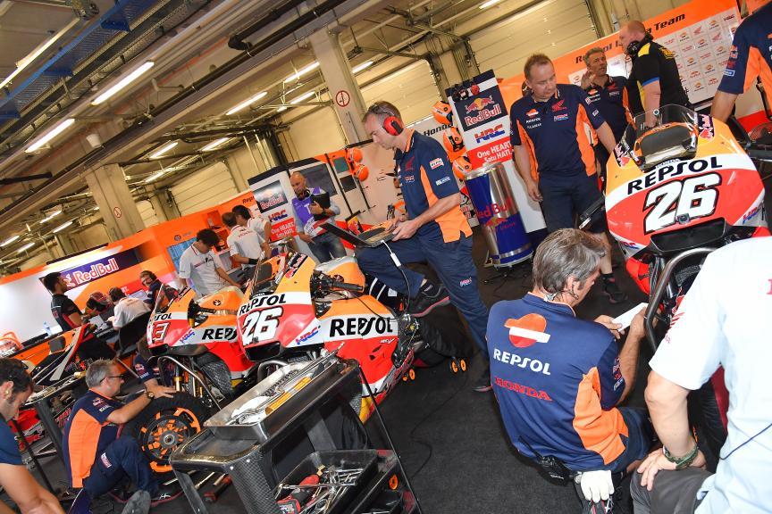 Repsol Honda Team, eyetime Motorrad Grand Prix von Österreich