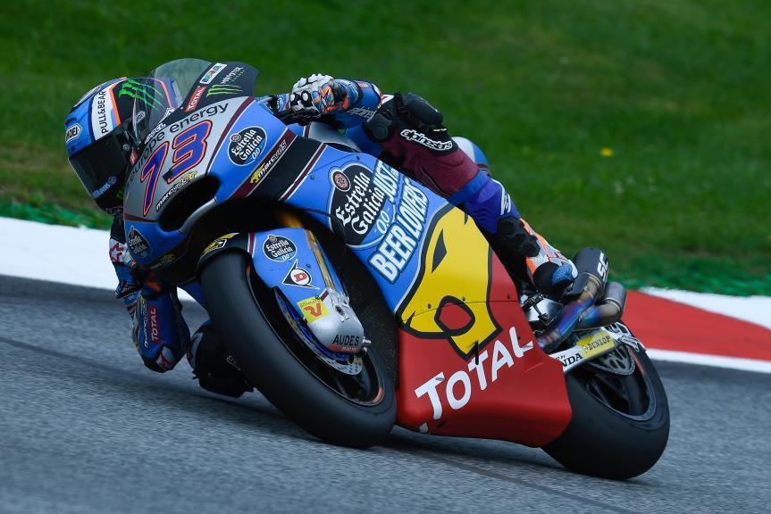 Alex Marquez, Eg 0,0 Marc VDS, eyetime Motorrad Grand Prix von Österreich
