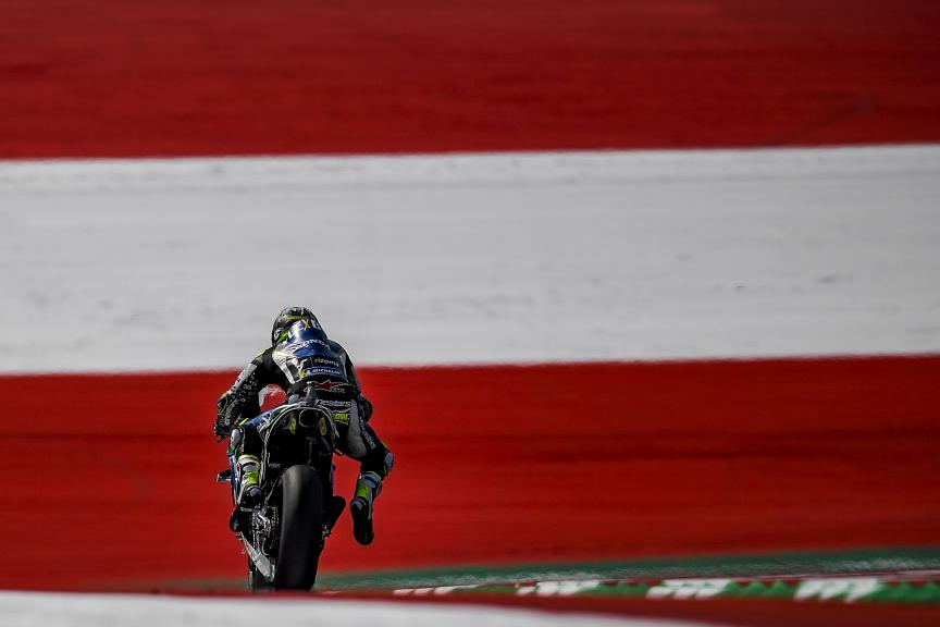 Cal Crutchlow, LCR Honda Castrol, eyetime Motorrad Grand Prix von Österreich