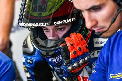 Bezzecchi fa il grande passo, sarà pilota KTM in Moto2™