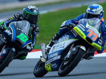Moto3, Free Practice, eyetime Motorrad Grand Prix von Österr