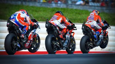 Day of two halves: Ducati vs Marquez dominates Day 1
