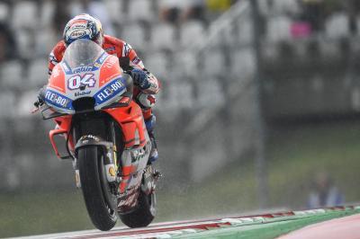 «Parfaite entame de week-end» pour Lorenzo et Dovizioso
