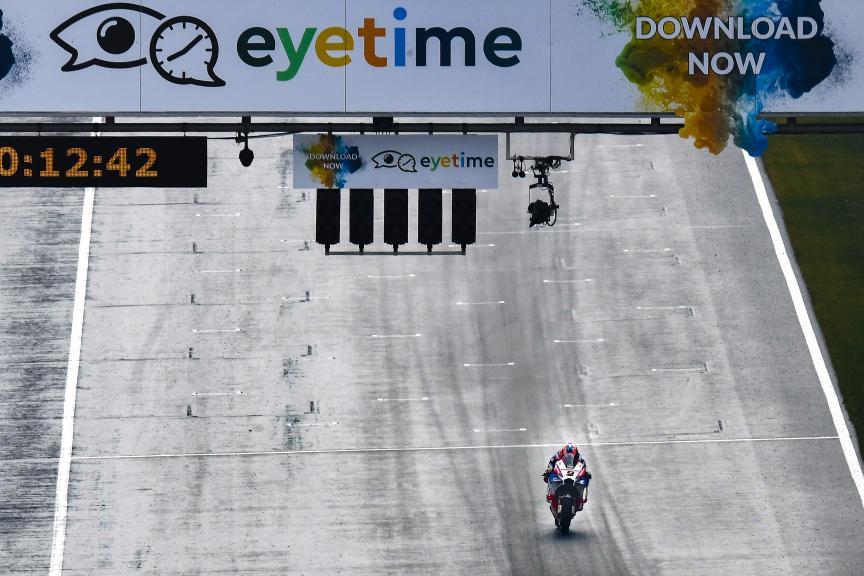 Danilo Petrucci, Alma Pramac Racing, eyetime Motorrad Grand Prix von Österreich