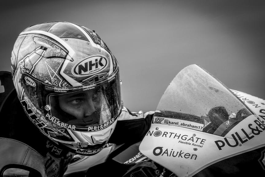 Karel Abraham, Angel Nieto Team, eyetime Motorrad Grand Prix von Österreich