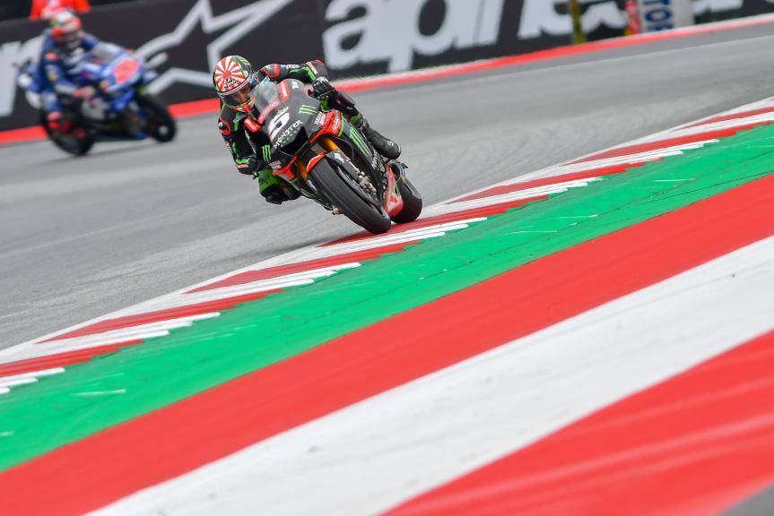 Johann Zarco, Monster Yamaha Tech 3, eyetime Motorrad Grand Prix von Österreich