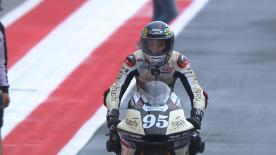 Follow the third Free Practice session for Moto2™, ahead of Qualifying at the Red Bull Ring
