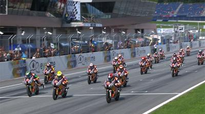 Revive la carrera 1 de la Red Bull Rookies Cup en Red Bull Ring