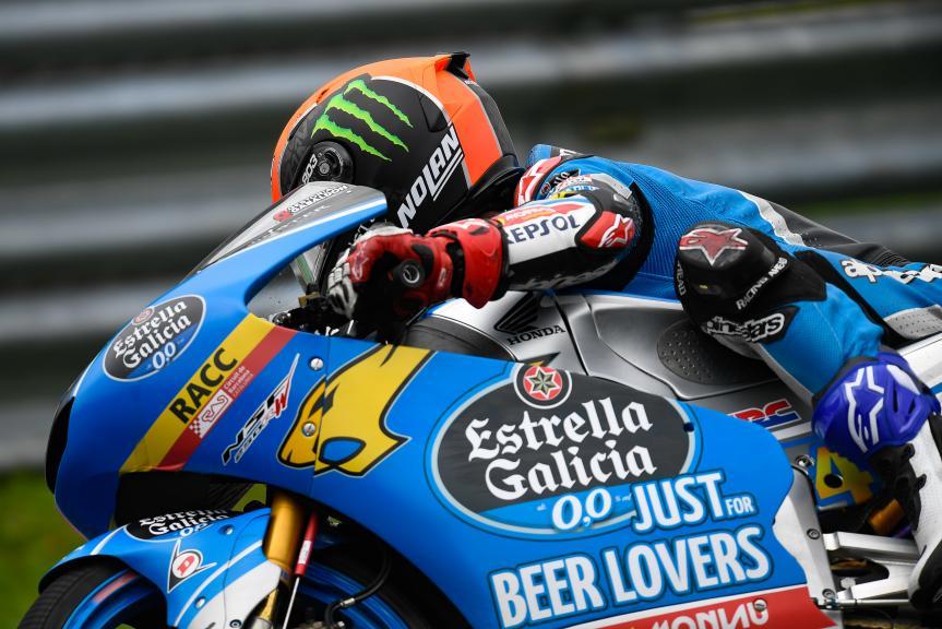 Aron Canet, Estrella Galicia 0,0, eyetime Motorrad Grand Prix von Österreich