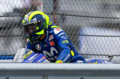 Rossi: «La pire crise de Yamaha depuis mon retour»