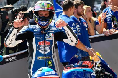 Bezzecchi beats miraculous Martin to Austria pole