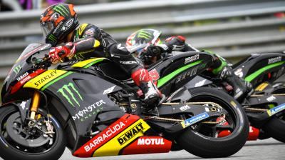 Austrian GP MotoGP™ Qualifying in Zeitlupe