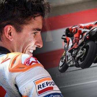 Marquez: Pole auf Red Bull Ring 0,002 Sekunden vor Ducati!