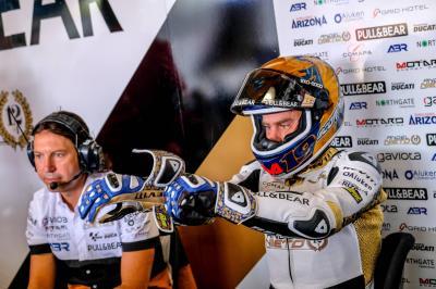 Bautista: «Je n'ai aucune chance de continuer en MotoGP™»