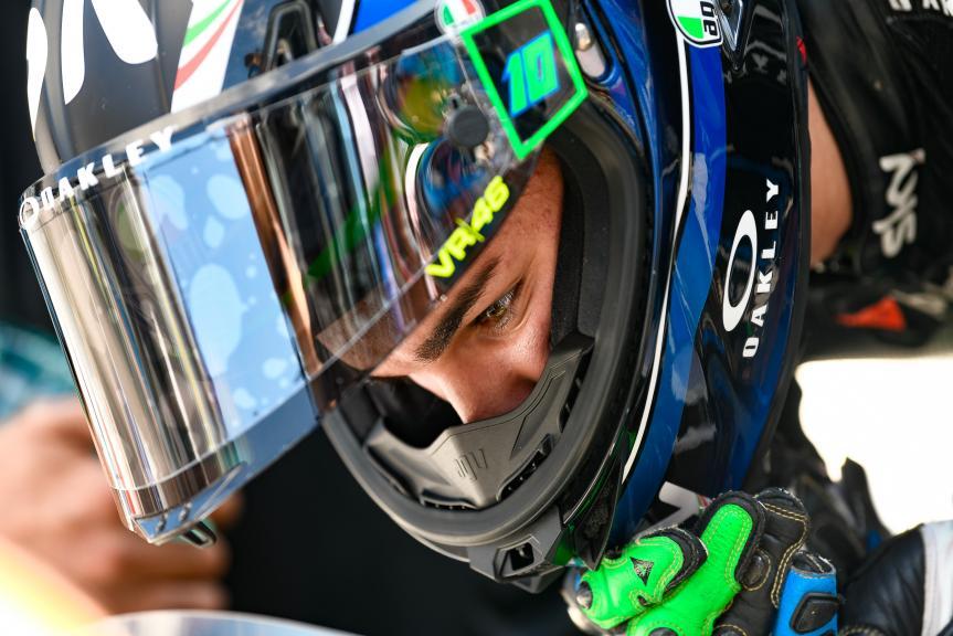 Dennis Foggia, Sky Racing Team VR46, eyetime Motorrad Grand Prix von Österreich