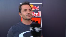 Randy de Puniet kehrt als Testfahrer für KTM in die Königsklasse zurück. Der Franzose ersetzt bis Ende 2018 den verletzten Mika Kallio