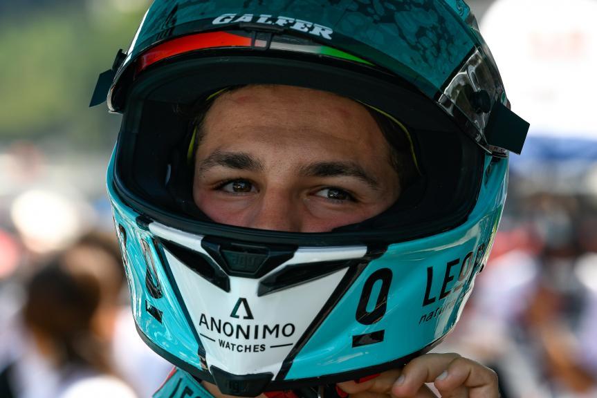 Lorenzo Dalla Porta, Leopard Racing, eyetime Motorrad Grand Prix von Österreich