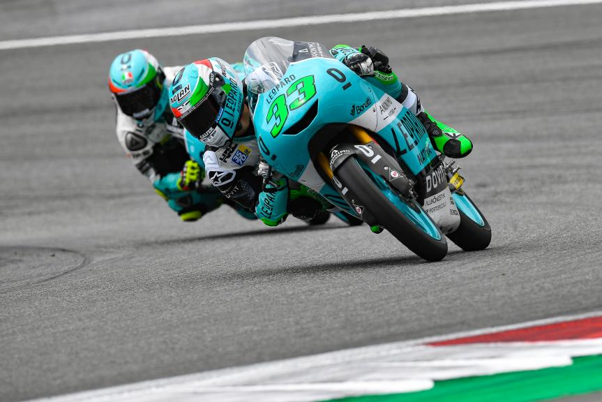 Enea Bastianini, Leopard Racing, eyetime Motorrad Grand Prix von Österreich
