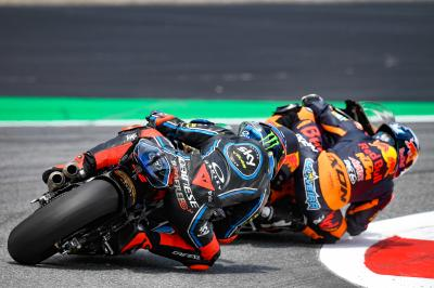 GRATIS VIDEO: Bagnaia vs. Oliveira - das WM-Duell