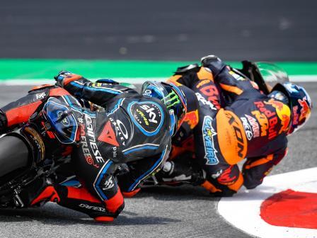 Moto2, Race, eyetime Motorrad Grand Prix von Österreich