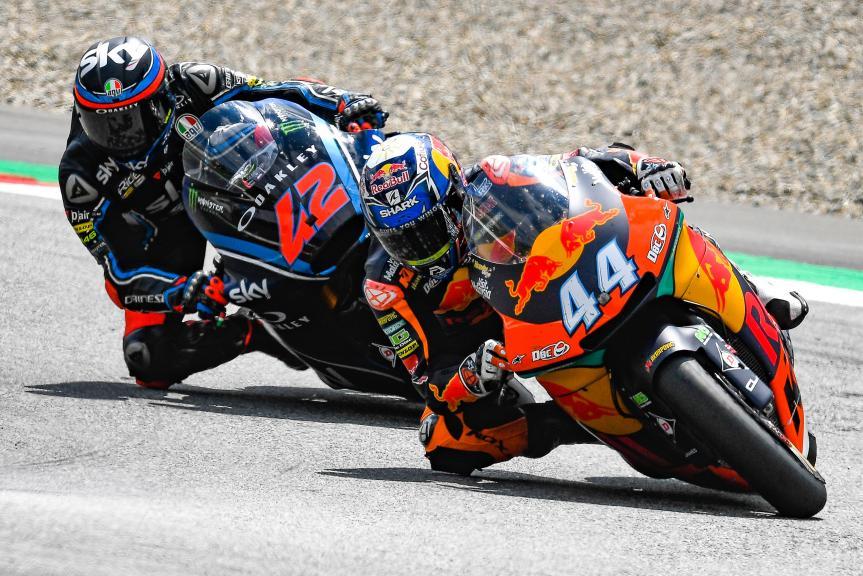 Miguel Oliveira, Red Bull KTM Ajo, eyetime Motorrad Grand Prix von Österreich