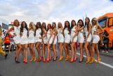 Paddock Girls, eyetime Motorrad Grand Prix von Österreich