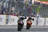 Francesco Bagnaia, Miguel Oliveira, eyetime Motorrad Grand Prix von Österreich