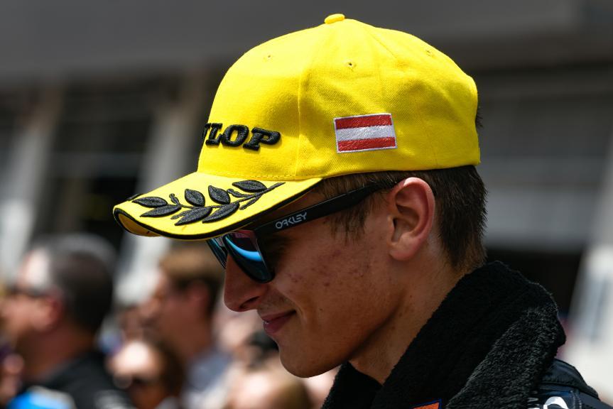 Luca Marini, Sky Racing Team VR46, eyetime Motorrad Grand Prix von Österreich