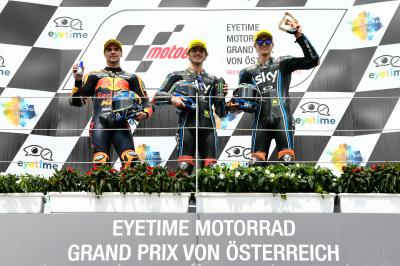 Bagnaia wins clash of the Championship titans