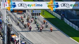 All the action from round 11 of the MotoGP? World Championship at the Red Bull Ring