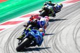 Alex Rins, Danilo Petrucci, eyetime Motorrad Grand Prix von Österreich