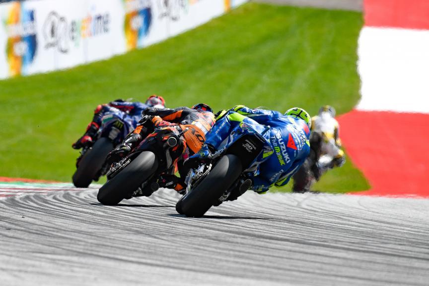MotoGP, eyetime Motorrad Grand Prix von Österreich