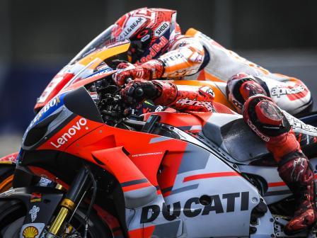 Best shots of MotoGP, eyetime Motorrad Grand Prix von Österr