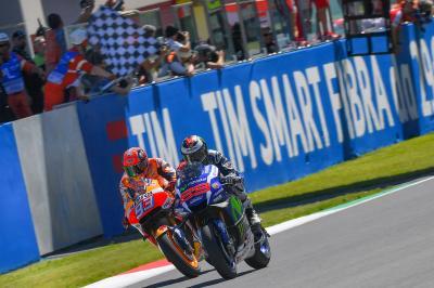 Lorenzo vs Marquez: a rivalry reignited