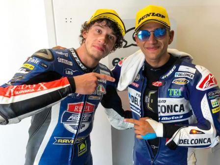 Moto3, Race, eyetime Motorrad Grand Prix von Österreich