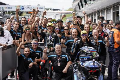 Sky Racing Team VR46, che GP!