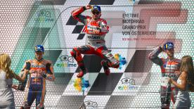 Steve Day, Matt Birt and Simon Crafar talk about all of the action after round 11 of the MotoGP? World Championship at the Red Bull Ring