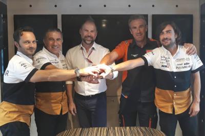 Ángel Nieto Team: new Moto2™ challenge for 2019