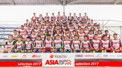 Applications for the Idemitsu Asia Talent Cup now closed