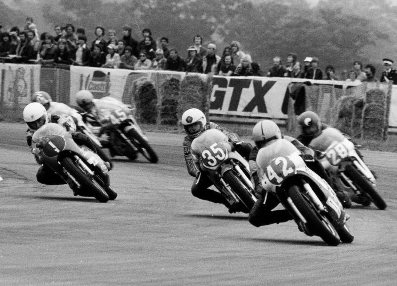 Silverstone, 1977
