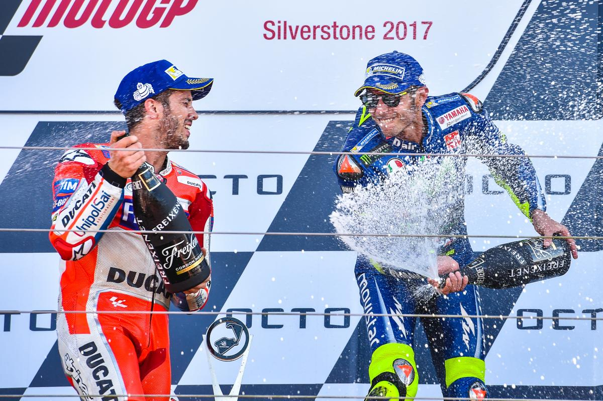 British GP: 5 different winners in 5 years   MotoGP™
