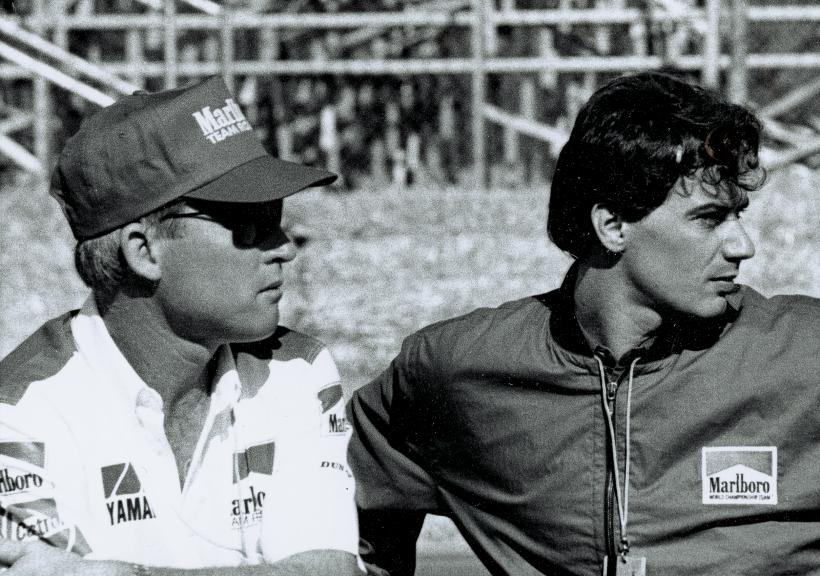 1993, Luca Cadalora, Kenny Roberts