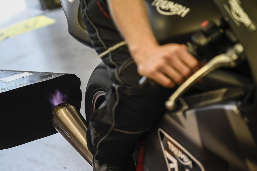 Pre-Event, GoPro British Grand Prix